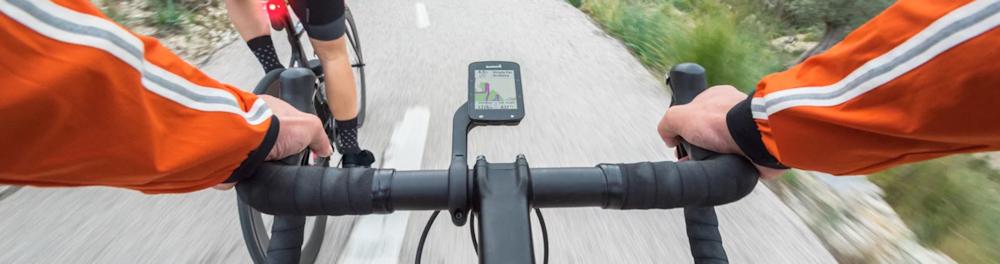 Garmin | Mio | Wahoo | Bontrager GPS Fietscomputers
