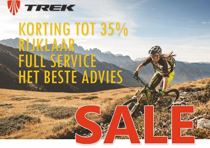 Trek aanbieding | Trek fietsen goedkoop | Trek deals | Korting | Summer Sale | 2013 aanbieding