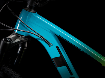 Trek X-Caliber Cable Routing